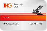 IHG Rewards Club Card